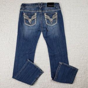 Vigoss The Chelsea Boot Cut Jeans